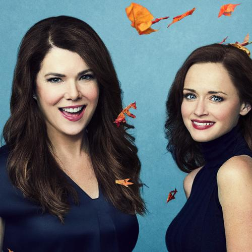 """Gilmore Girls"", série la plus ""binge-raced"""